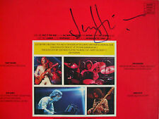 LP COLOSSEUM II ELECTRIC SAVAGE/ DEDICACE SIGNED / UNPLAYED ARCHIVE COPY EX/MINT