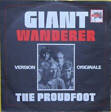 "Vinyle 45T The Proudfoot  ""Giant"""