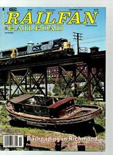 RAILFAN & RAILROAD MAGAZINE - October 1997