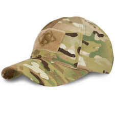 Tru-Spec Contractor Military Tactical Velcro Patch Baseball Cap Hat Multicam MTP