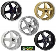 "18"" Simmons FR-1 Wheels 18x7 18x8.5 18x9.5 Lexus Toyota Holden BMW Ford Subaru"