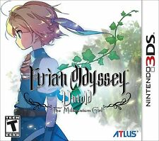 Etrian Odyssey Untold: The Millennium Girl [Nintendo 3DS Exclusive RPG] NEW