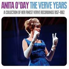 ANITA O'DAY - THE VERVE YEARS - 1957-1962 (NEW SEALED 3CD)