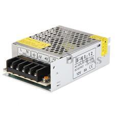 DC12V 5A 60W Commutateur Interrupteur Alimentation Adaptateur pour LED Lampe