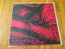 "Jayhawker 7"" GREY VINYL Record! rare 1990's sXe hardcore punk rock! non lp song!"