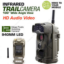 Ltl Acorn 6310WMG HD 12MP 940NM No Glow IR MMS Game Trail Hunt Hunting Camera