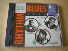 Rhythm and blues gems vol. 5 CD 1989 Fats Domino Etta James Chuck Berry Harper
