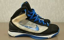 Nike Hyperize, Men's Basketball Shoes, 367173 041, Size 13, Black, Blue, Kobe