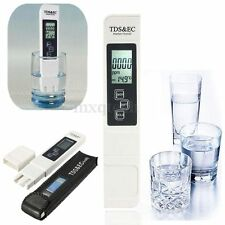 3in1 Digital LCD TDS EC Water Quality Meter Tester Filter Purity Pen Stick PPM