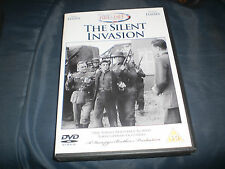 CLASSIC BRITISH CINEMA PAL REGION 2-   THE SILENT INVASION  -70 MIN