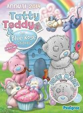 Tatty Teddy and My Blue Nose Friends Annual 2014 (Tatty Teddy & My Blue Nose Fri