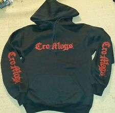 RARE  CRO-MAGS HOOD    SIZE L   NYHC JUDGE SOIA BOLD