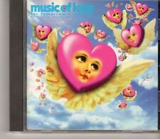 (GA774) Music Of Love, For Tomorrow's Children - 2000 CD