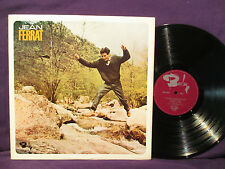 Jean Ferrat Self Titled MONO LP on Barclay CRLP 2078