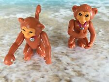 VINTAGE KENNER  LITTLEST PET SHOP MAGIC MONKEYS REPLACEMENT FIGURES