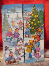 Advent Calendar from Western Germany Outside Fun With Santa
