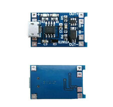 Micro USB 1A 5V Lithium Battery Board Charger Module 18650+Protection good cheap