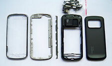 Black case housing cover fascia facia faceplate for Nokia N97 Fascia