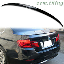 """SHIP OUT TODAY"" Painted BMW F10 5 SERIES M5 REAR TRUNK SPOILER Sedan #475"