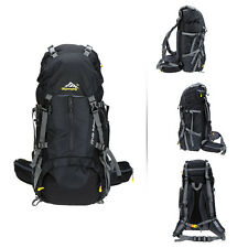 50L Waterproof Outdoor Sport Hiking Trekking Camping Travel Backpack Pack