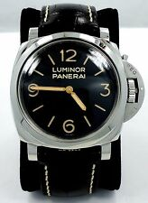 PANERAI LUMINOR 1950 3 DAYS LIMITED EDITION BLACK DIAL BOX & PAPERS PAM372
