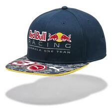 Red Bull Racing #3 Daniel Ricciardo Puma Flat Brim Adjustable Snap Back Hat