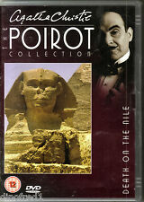 Poirot -  Death on the Nile  David Suchet, NEW SEALED