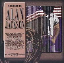 Tribute to Alan Jackson by Various Artists