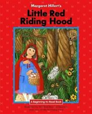 Beginning-To-Read: Little Red Riding Hood by Margaret Hillert (2016, Paperback)