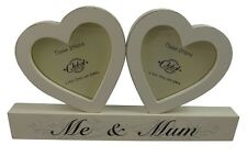 Me & Mum Photo Frame - Wonderful Gift for Mother's Day Birthday or Christmas
