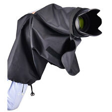 JJC RC-EG Rain Coat Cover Waterproof Dustproof Tripod Mountable Canon 7D 5D 1DX