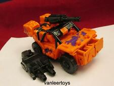 Transformers Generations Combiner Wars G2 Bruticus SWINDLE + Gun & Foot