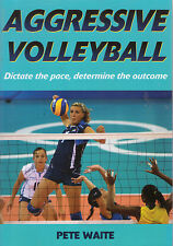 VOLLEYBALL Aggressive Peter Waite **VERY GOOD COPY**