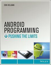 Pushing the Limits: Android Programming by Erik Hellman (2013, Paperback)