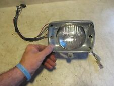 1974 Arctic Cat LYNX II Series 340 440 Headlight Head light ASSEMBLY 73 Cheetah
