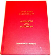Micky Hades Encyclopedia of Suspensions and Levitations 1st Ed-Magic Illusions