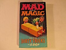 MAD BOOK OF MAGIC AND OTHER DIRTY TRICKS PB (1970 Series)
