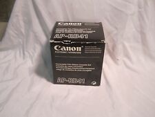 Canon AP-RB41 Correctable Film Ribbon Cassettes Typewriter 6 Pack Genuine OEM