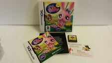 Jeu Vidéo Littlest Pet Shop Jardin DS / LITE DSI XL 3DS Nintendo Little Petshop