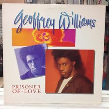 NM LP~GEOFFREY WILLIAMS~Prisoner of Love~[Original 1989 ATLANTIC Issue]~