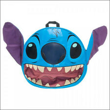 Disney Lilo & Stitch Costume 3D Face Moulded School Backpack Bag OFFICIAL NEW