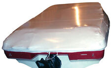 Boat, Marine, Construction Shrink Wrap 14' Wide By The Foot -Blue-