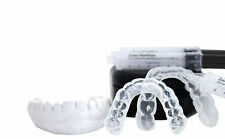 Sentinel Teeth Whitening Trays Custom Made Same As Dentist w/ ZOOM! 22% Gel
