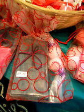 valentines day/mothers day HAND-MADE SOAP & chill pills- 4- GIFT BAGS.perfect