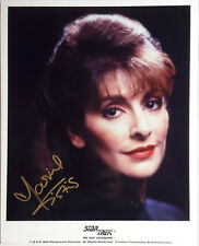 Marina Sirtia/Troi STAR TREK  8x10 Autograph Color Photo-FREE S&H (EBAU-1130)