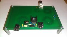 """NS-40+ 40M 5 watt QRP CW Transmitter """"None Simpler"""" Class E IRF510 Classic!!"""