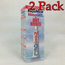 NeilMed NasoGel Saline Nose Gel, 1oz, 2 Pack 705928000995T460