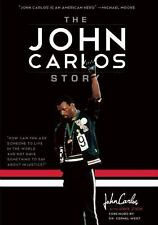 """The John Carlos Story : """"How Can You Ask Someone to Live in the World, and..."""