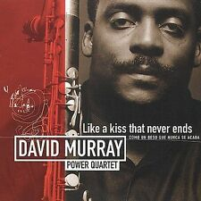 Andrew Cyrille Like a Kiss That Never Ends CD