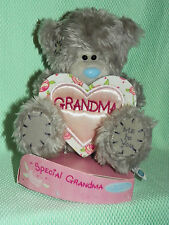 Me To You peluche 13 cm *-* GRAND MERE *-* coeur rose